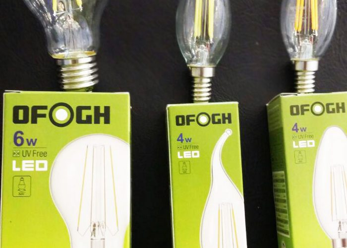 لامپ فیلامنتی با دو سال گارانتی