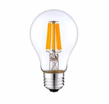 لامپ فیلامنتی حبابی