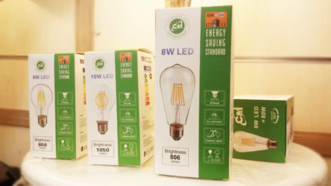 لامپ LED فیلامنتی