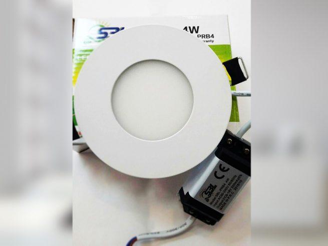پنل LED آلومینیومی مدل SBL-PRB4