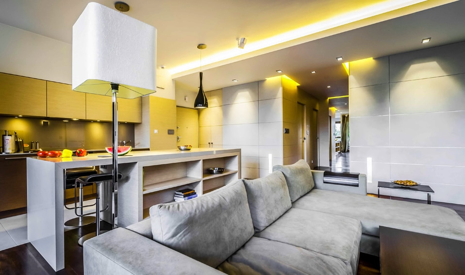پنج روش برای روشن سازی منزل