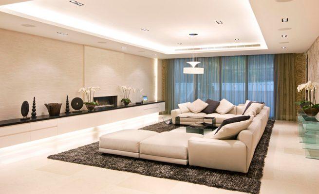 نور پردازی مدرن و نورپردازي خانه